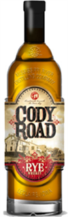 Cody Road Rye Whiskey 750ml